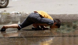 Aleppo Water Problem-14