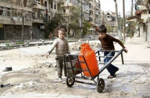 Aleppo Water Problem-6